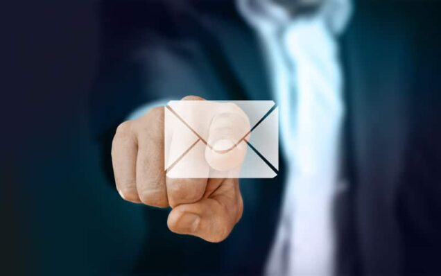 accompagne particulier mail envoi gestion reception formation